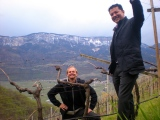 A snapshot of an incredible wine tour: Italy, April 2010
